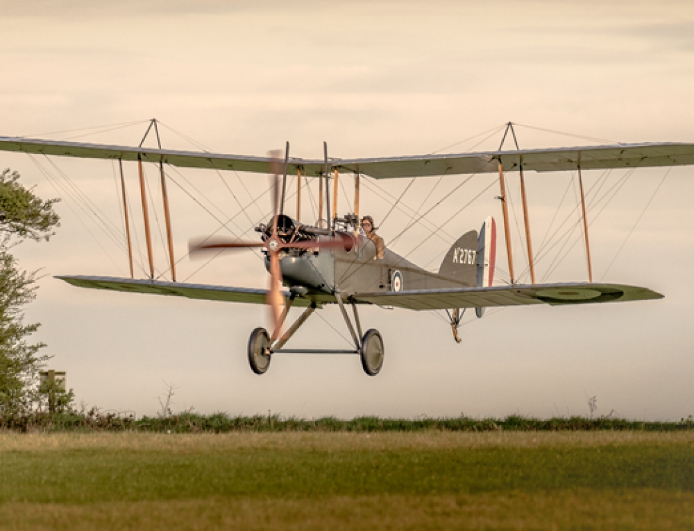 Stow Maries WWI Sunset and Night Shoot