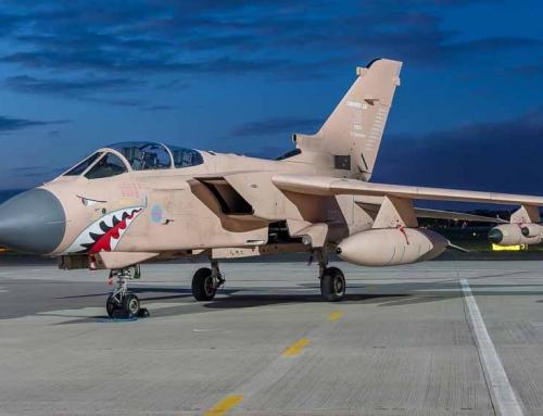 RAF Northolt Night Shoot XXI