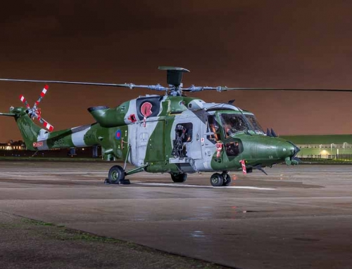 RAF Northolt Night Shoot XXII