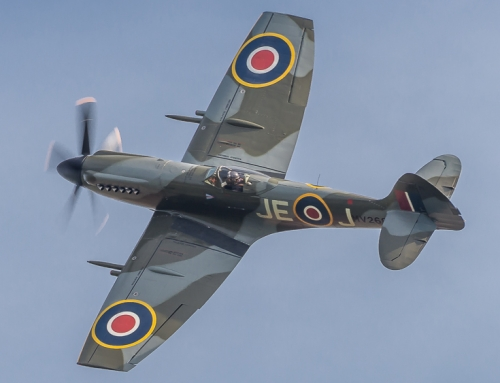 Duxford Battle of Britain Airshow 2017