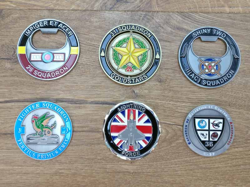 Nick's Challenge Coins - Page 2 - FighterControl